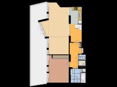 787 - HORSTMAK - Plein 7 A - Nijkerk - EV made with Floorplanner