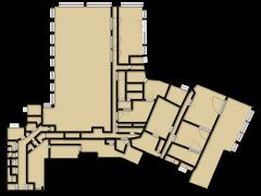 Rijksgebouwendienst meterkasten - Eerste ontwerp made with Floorplanner