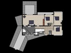 veurssestraatweg 110 - Eerste ontwerp(kopie)(kopie) made with Floorplanner