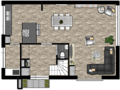 Floorplanner gallery see the latest floor plans made by for Www floorplanner