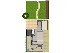 Schapendreef 18 - Beg.sfeer.tuin. made with Floorplanner