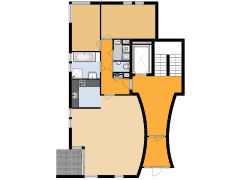 Emmerweg 5, Dalen - Appartement made with Floorplanner