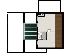 Meerkoet 1 Sint Michielsgestel - Meerkoet 1 Sint Michielsgestel made with Floorplanner