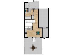 Inviso #252868 / FloorPlan #57324 - Inviso #252868 / FloorPlan #57324 made with Floorplanner