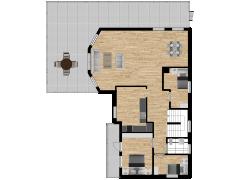 Inviso #254158 / FloorPlan #57352 - Inviso #254158 / FloorPlan #57352 made with Floorplanner