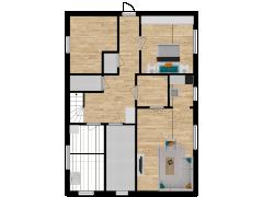 Inviso #254343 / FloorPlan #57331 - Inviso #254343 / FloorPlan #57331 made with Floorplanner