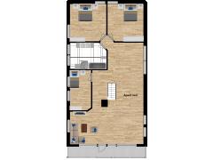 Inviso #253981 / FloorPlan #57358 - Inviso #253981 / FloorPlan #57358 made with Floorplanner
