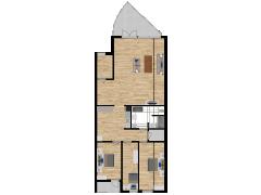 Inviso #254315 / FloorPlan #57294 - Inviso #254315 / FloorPlan #57294 made with Floorplanner