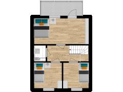 Inviso #253656 / FloorPlan #57318 - Inviso #253656 / FloorPlan #57318 made with Floorplanner