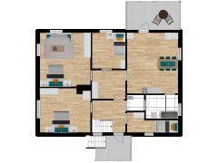 Inviso #254297 / FloorPlan #57545 - Inviso #254297 / FloorPlan #57545 made with Floorplanner