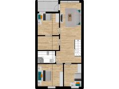 Inviso #254143 / FloorPlan #57539 - Inviso #254143 / FloorPlan #57539 made with Floorplanner