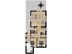 Inviso #254370 / FloorPlan #57561 - Inviso #254370 / FloorPlan #57561 made with Floorplanner