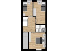 Inviso #254519 / FloorPlan #57566 - Inviso #254519 / FloorPlan #57566 made with Floorplanner