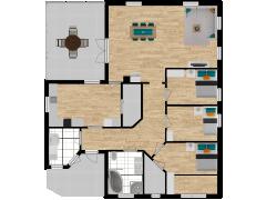 Inviso #253979 / FloorPlan #57571 - Inviso #253979 / FloorPlan #57571 made with Floorplanner