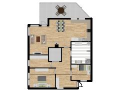Inviso #254312 / FloorPlan #57551 - Inviso #254312 / FloorPlan #57551 made with Floorplanner