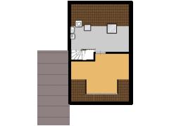 Vroedschap 7 Naarden - Vroedschap 7 Naarden made with Floorplanner