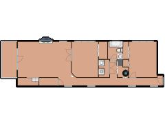 2307 N. Leavitt St. - 2307 N. Leavitt St. made with Floorplanner
