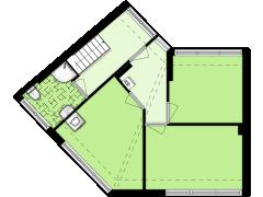 23160 - 4LINDEN-ALM - Galjoen 29 24 - Lelystad - 23160 - 4LINDEN-ALM - Galjoen 29 24 - Lelystad made with Floorplanner