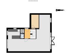 Sasja & Jelle - Sasja & Jelle made with Floorplanner