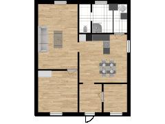 Inviso #254933 / FloorPlan #57762 - Inviso #254933 / FloorPlan #57762 made with Floorplanner