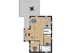 Inviso #254461 / FloorPlan #57721 - Inviso #254461 / FloorPlan #57721 made with Floorplanner