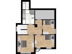 Inviso #254696 / FloorPlan #57767 - Inviso #254696 / FloorPlan #57767 made with Floorplanner