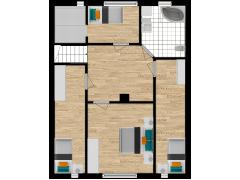 Inviso #252946 / FloorPlan #57768 - Inviso #252946 / FloorPlan #57768 made with Floorplanner