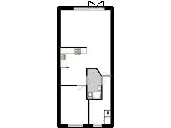 Baaksebeek 30 - Baaksebeek 30 made with Floorplanner
