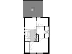 Strypsedijk 23 - Strypsedijk 23 made with Floorplanner