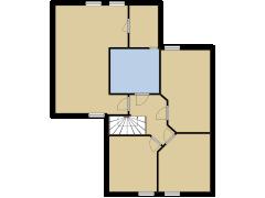 LIjsterbes 3 - LIjsterbes 3 made with Floorplanner