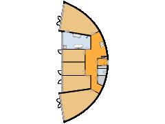 Molenkade 8, Berkel en Rodenrijs - Molenkade 8, Berkel en Rodenrijs made with Floorplanner