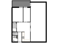 Sint Jansberg 386 - Sint Jansberg 386 made with Floorplanner