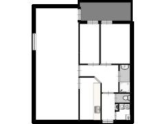 Sint Jansberg 120 - Sint Jansberg 120 made with Floorplanner