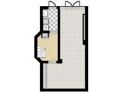 Zestienhovensekade 489 - Zestienhovensekade 489 made with Floorplanner