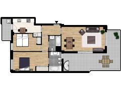 144 - ID - avenida rocas blanca 4, 1 - benalmadena (malaga) - 144 - ID - avenida rocas blanca 4, 1 - benalmadena (malaga) made with Floorplanner