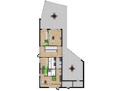 Inviso #257493 / FloorPlan #60057 - Inviso #257493 / FloorPlan #60057 made with Floorplanner