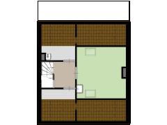 Koning Lodewijkstraat 21, Meerssen - Koning Lodewijkstraat 21, Meerssen made with Floorplanner