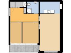 TOLB142700C0T1 - TOLB142700C0T1 made with Floorplanner