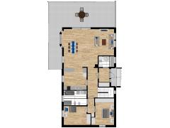 Inviso #258226 / FloorPlan #60181 - Inviso #258226 / FloorPlan #60181 made with Floorplanner