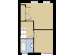 Berkenstraat 34 - Berkenstraat 34 made with Floorplanner