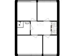 Smetanastraat 6  - Smetanastraat 6  made with Floorplanner
