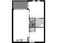 Alberdingk thijmstraat 65 - Alberdingk thijmstraat 65 made with Floorplanner