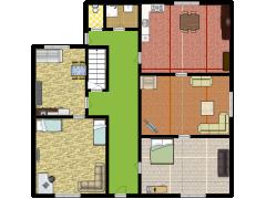 dům Chrast - dům Chrast made with Floorplanner
