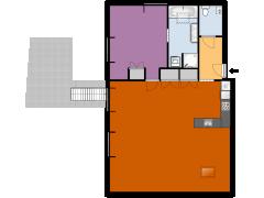Essenstraat 7 - Essenstraat 7 made with Floorplanner