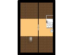 Naoberdreef 53(Groenhout Makelaardij ) - Naoberdreef 53(Groenhout Makelaardij ) made with Floorplanner