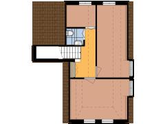 25306 - APPELDEUT - Achterstraat 8 - Noord-Scharwoude - 25306 - APPELDEUT - Achterstraat 8 - Noord-Scharwoude made with Floorplanner