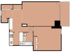 111 Perkins Street 109 - 111 Perkins Street 109 made with Floorplanner