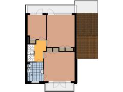 25280 - RIJNL-VOORS - Mozartlaan 8 - Voorschoten - 25280 - RIJNL-VOORS - Mozartlaan 8 - Voorschoten made with Floorplanner