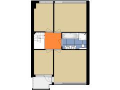 4330 - GOUD - Bolestein 27 - Amsterdam - 4330 - GOUD - Bolestein 27 - Amsterdam made with Floorplanner