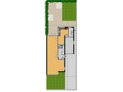 Fuutlaan 2, Leidschendam - Fuutlaan 2, Leidschendam made with Floorplanner